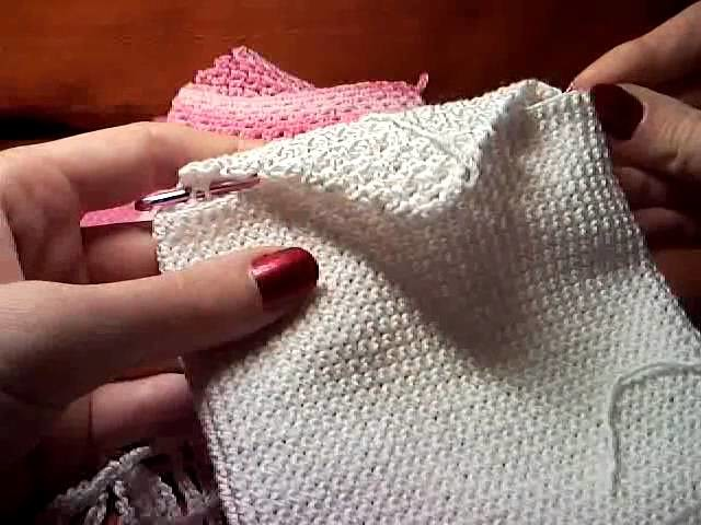 17.22 HOW TO MAKE PURSE. BAG. HANDBAG. CROCHET
