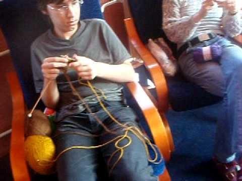 Illusion Knitting - Holografické pletení