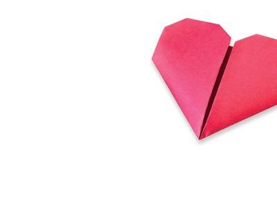 Jak zabalit voucher do origami srdce