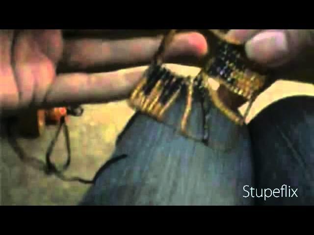 Jewellery wiring - Drátkovaná sada šperků