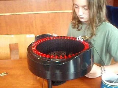 Knitting Mill - Pletací mlýnek