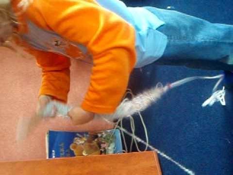 Magic Knitting Wand - Magická pletací hůlka