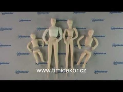 Modelování těl - 1.díl