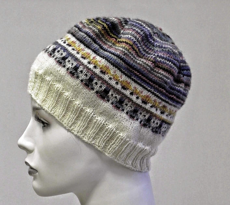 Pletení čepice odshora dolů (2. díl) Knitting hat