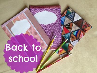 Back to school: Tipy na originální sešity + překvapení !! ♥ UZAVŘENO