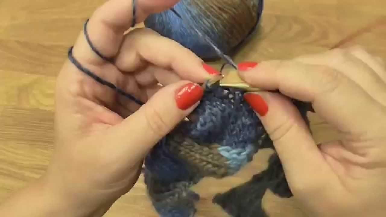 Kurz pletení - Entrelac, pletené čtverce 2. díl, Knitting school Entrelac