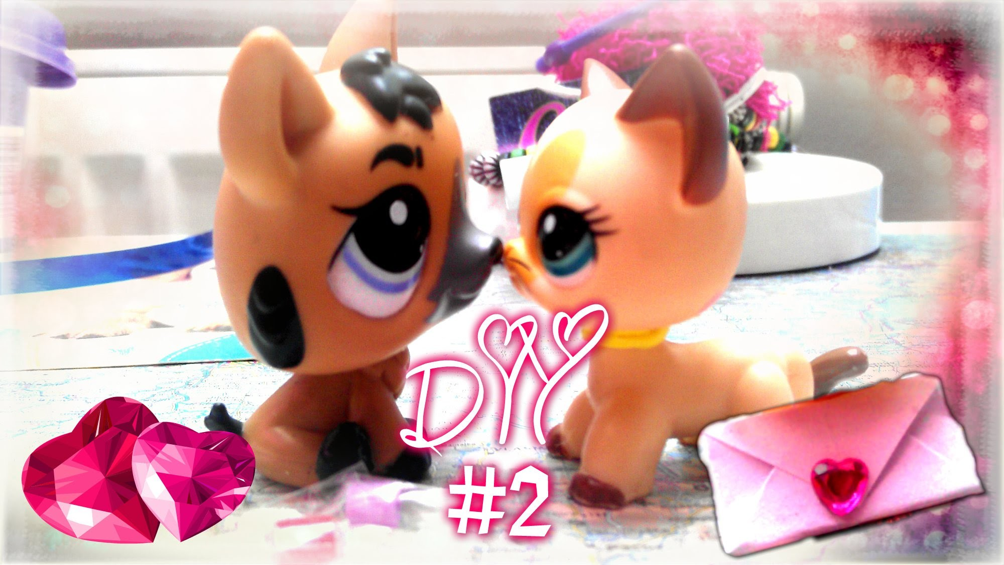 DIY #2 - Valentýnské přáníčko - Valentine special