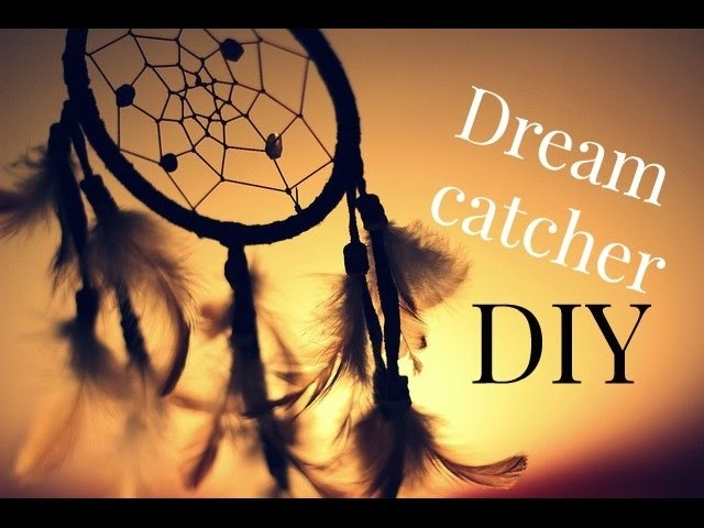 Lapač snů (Dreamcatcher) DiY