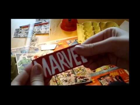 |TheEllisen| DIY- Marvel Diary (Czech)