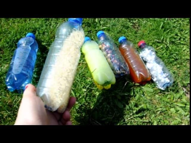 Discovery bottles DiY - láhve s poklady