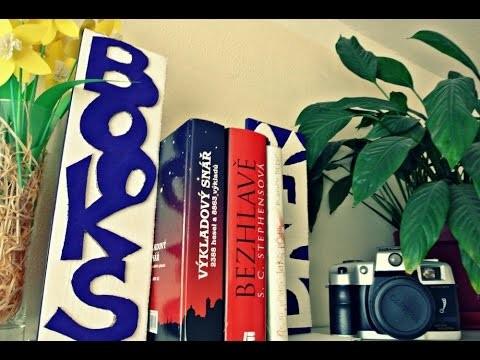 Dekorace do pokoje. Dekorace ke knížkám. DiY