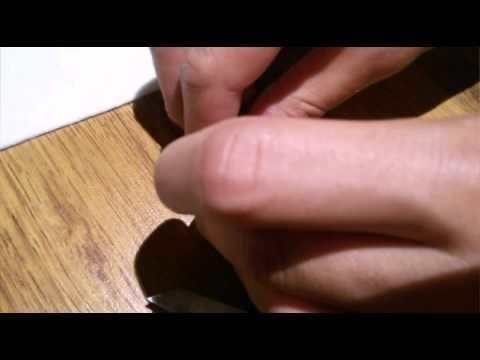 DIY obal na mobil