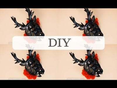 DIY: Galaxy deer = EVZUU