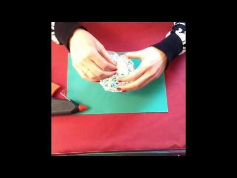 DIY- Vánoční dekorace