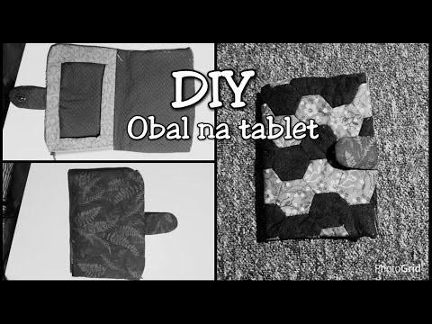 DIY - Obal na tablet