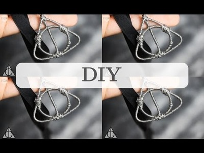 DIY || Harry Potter: Relikvie smrti = EVZUU
