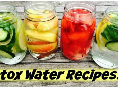 ♡☼ Detox Water ☼|| Pavlinna17♡