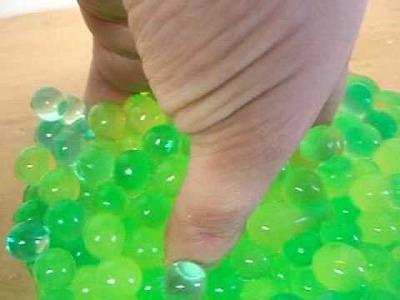 Jelly balls. Želé guličky