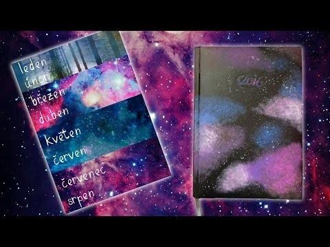 DIY - Galaktický diář