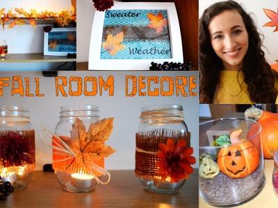 ❤ DIY: Podzimní dekorace ❤ Pavlinna17