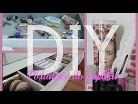 DIY | Pořadače do šuplíku