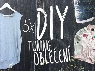 DIY Tuning Oblečení | Nášivky | #laterezatelier