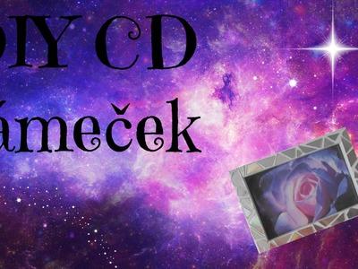 DIY-CD rámeček