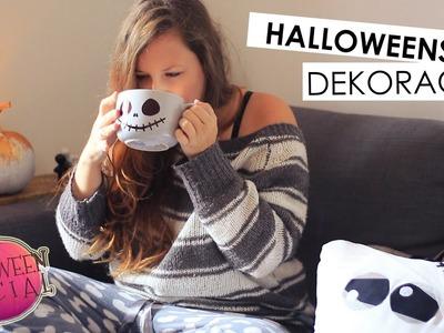 3 jednoduché tipy na Halloweenskou dekoraci | DIY | HALLOWEENSKÝ SPECIÁL