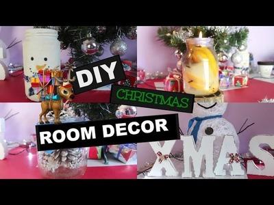 Vánoční inspirace  | DIY Christmas Room Decor