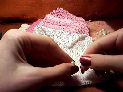 19.22 HOW TO MAKE PURSE. BAG. HANDBAG. CROCHET