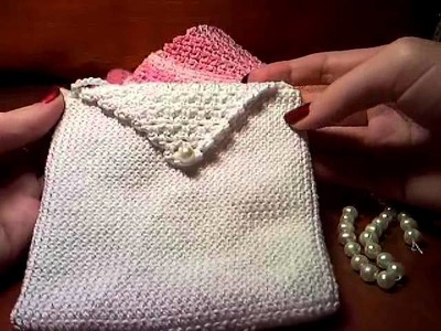 21.22 HOW TO MAKE PURSE. BAG. HANDBAG. CROCHET