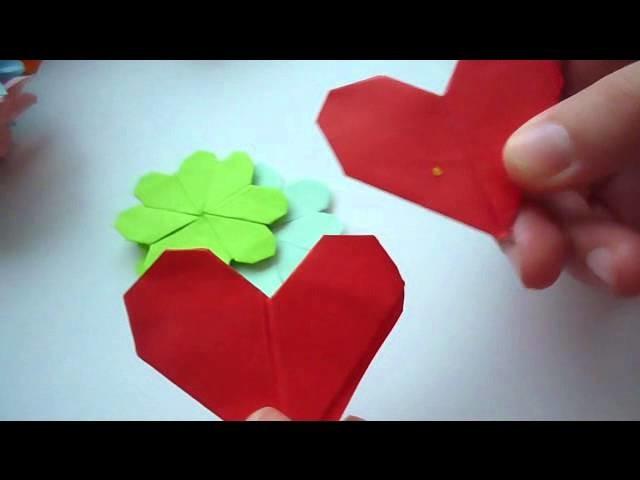 Jak vytvořit origami - 2. díl: čtyřlístek