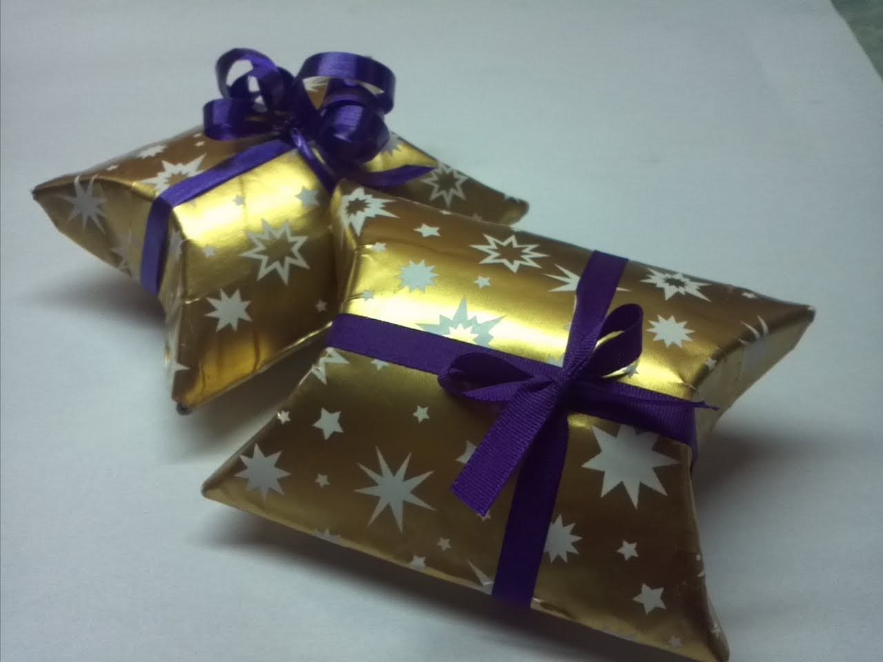 Krabička na dárek (na náušnice) - diy -  (gift box for jewelry)