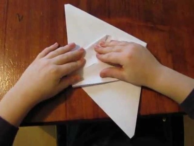 Origami angel anděl