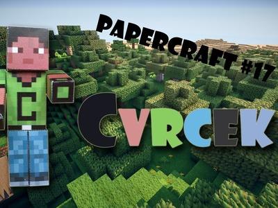 Papercraft - Cvrček55 (#17)