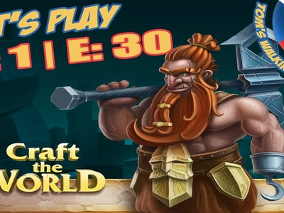 Portál otevřen, konec? | Craft the World LETS PLAY S:1 E:30 | FULL HD | CZ