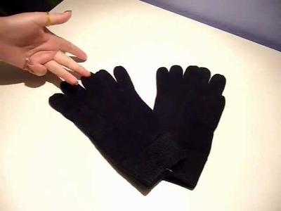 Rukavice se šesti prsty