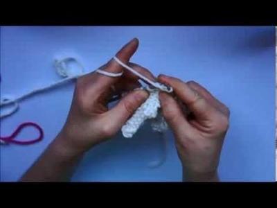 Škola pletení: Jak plést obrace