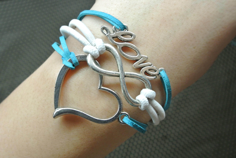 Vintage náramek (vintage bracelet) DiY