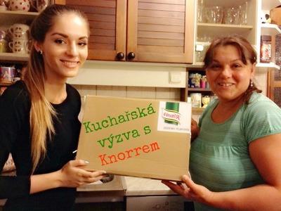Kuchařská výzva s Knorrem