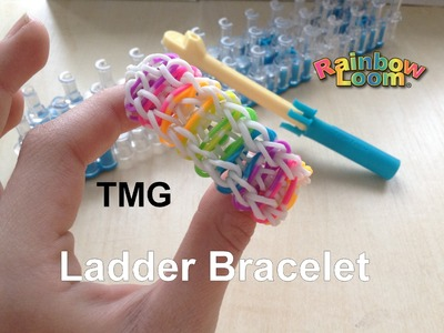 Rainbow Loom - Ladder Bracelet - Ája