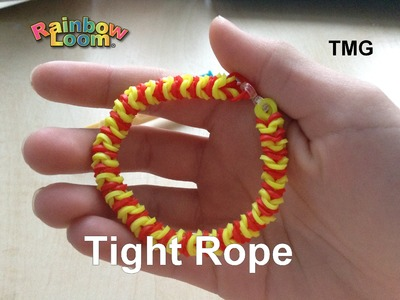 Rainbow Loom - Tight Rope - Ája