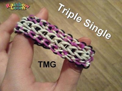 Rainbow Loom - Triple Single - Ája