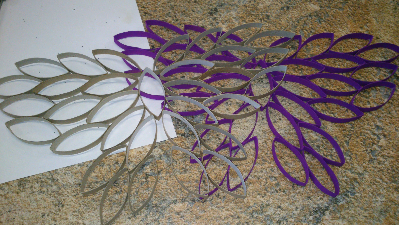 Jak na to: 11#Motýl z ruliček toaletního papíru DIY