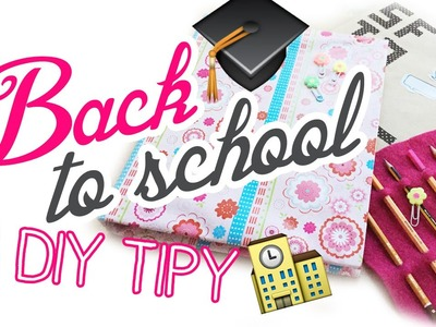 3 DIY Back to school.Zpátky do školy | #laterezatelier
