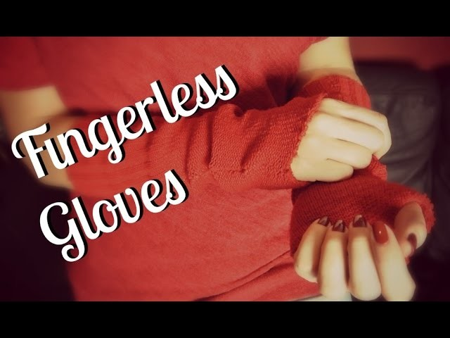 Návleky na ruce. diy fingerless gloves. wrister. arm warmers