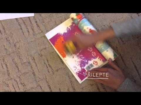 DIY | Vánoční sešit [ ZoE :3 ]