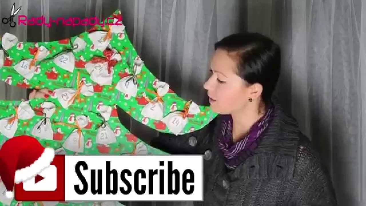 Adventní kalendář (Christmas DiY - Advent Calendar) DiY