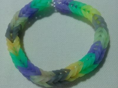 Rainbow loom Chameleon mix měnící gumičky z www.rainbowloom-gumicky.cz