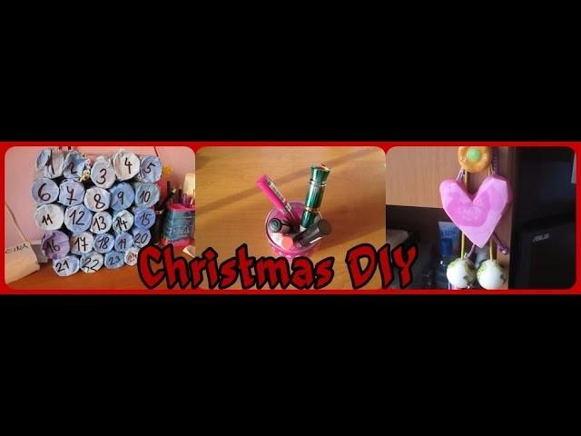 Christmas DIY | Vánoční Dekorace